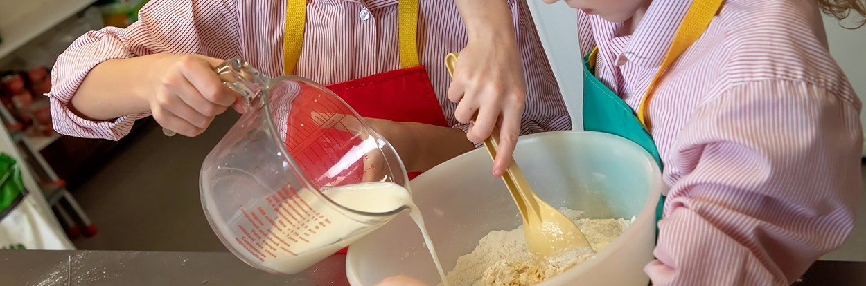 baking photo for slider